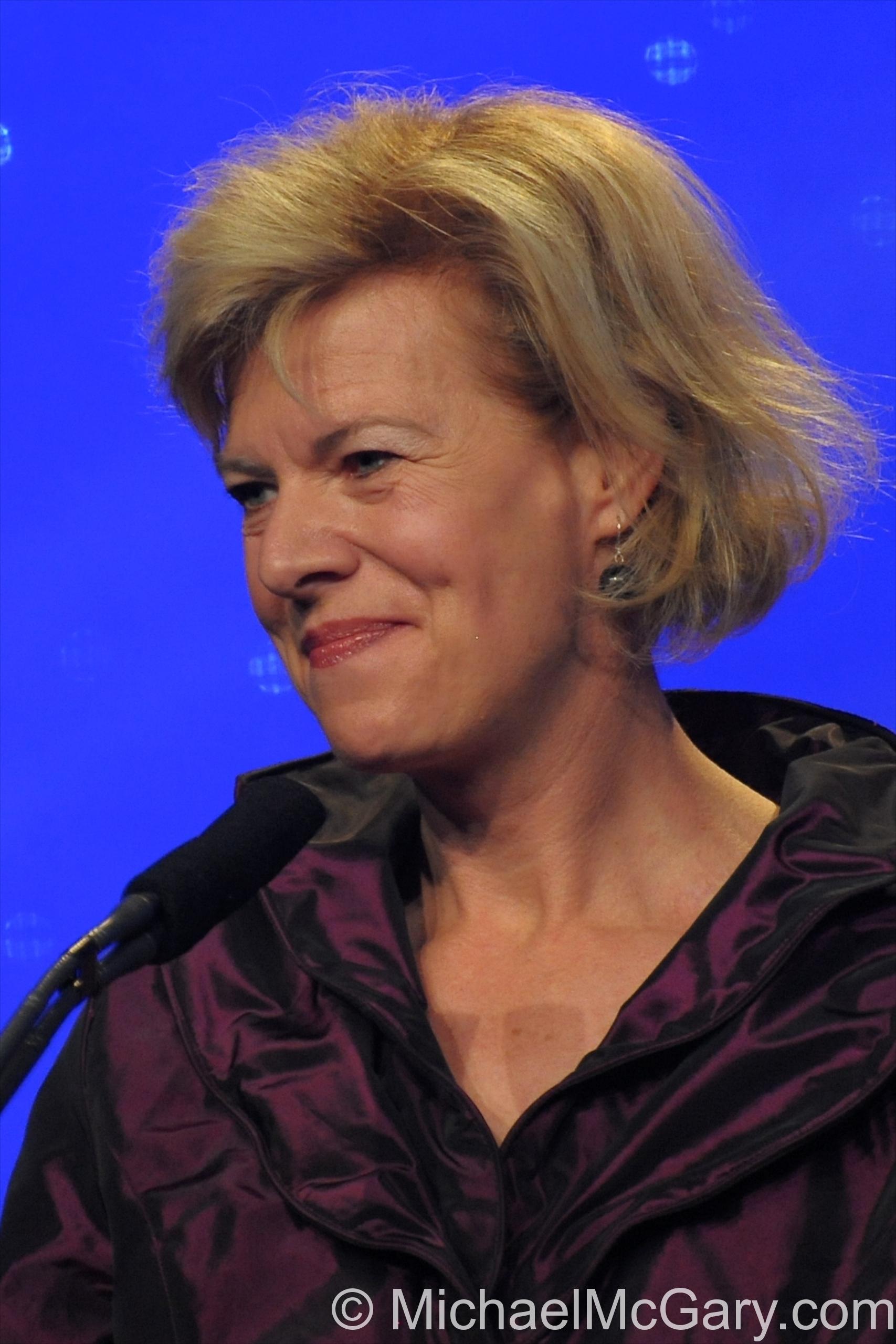 Tammy Baldwin, US Congresswoman