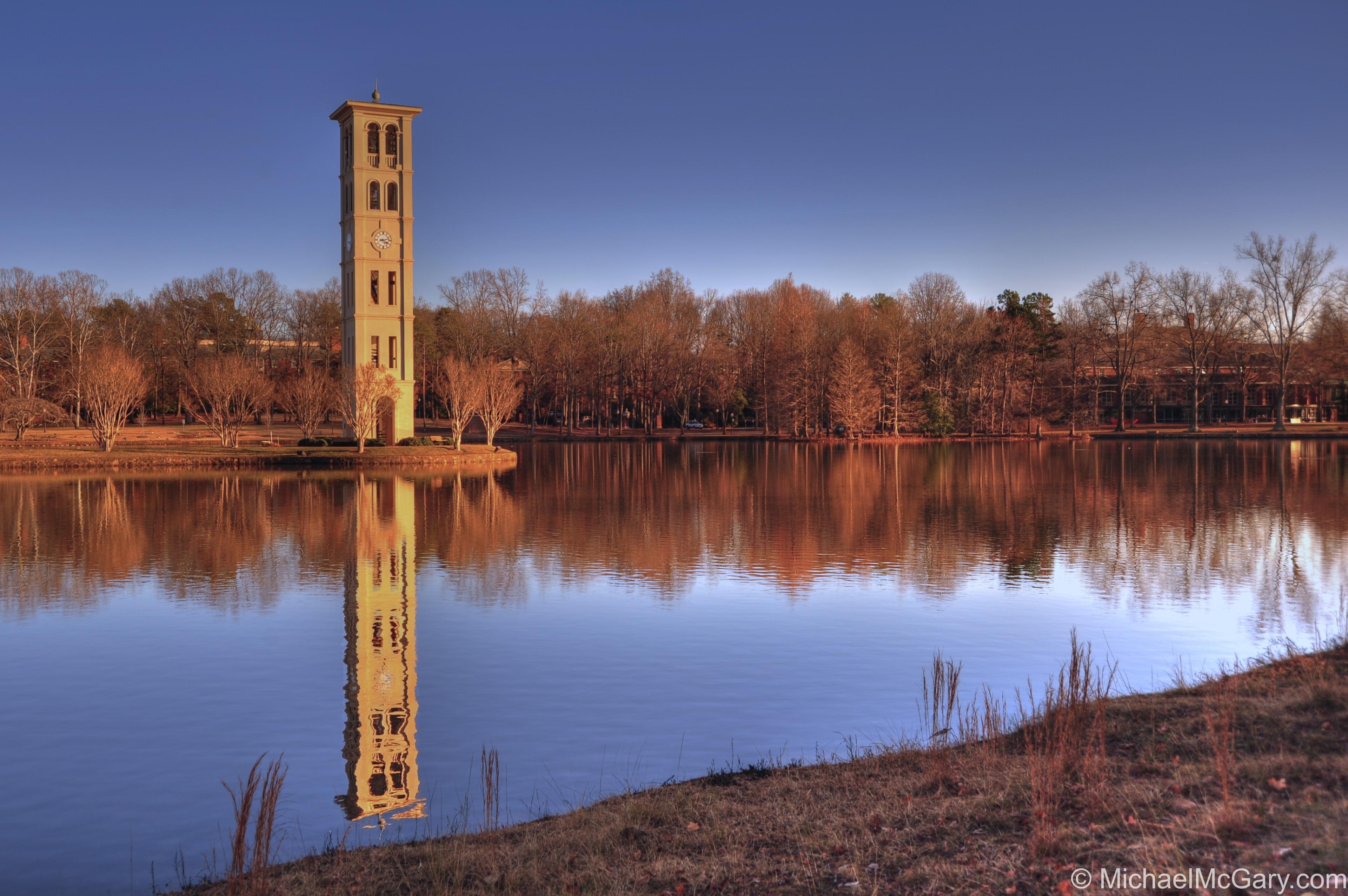Furman University Clock Tower