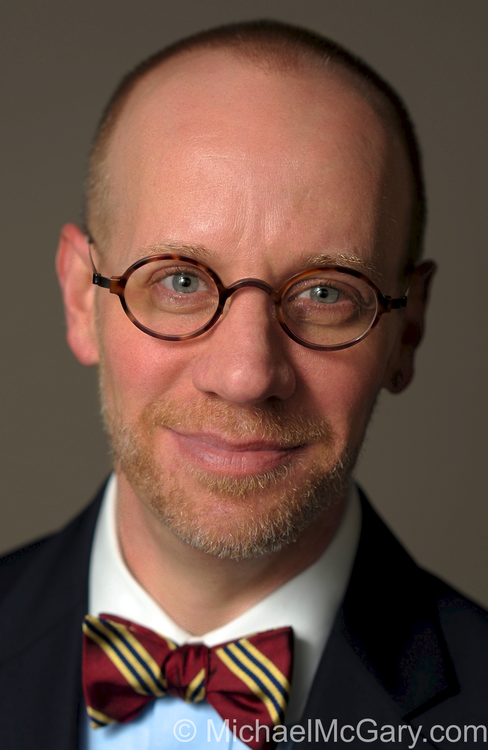 Doug Mitchell Portrait