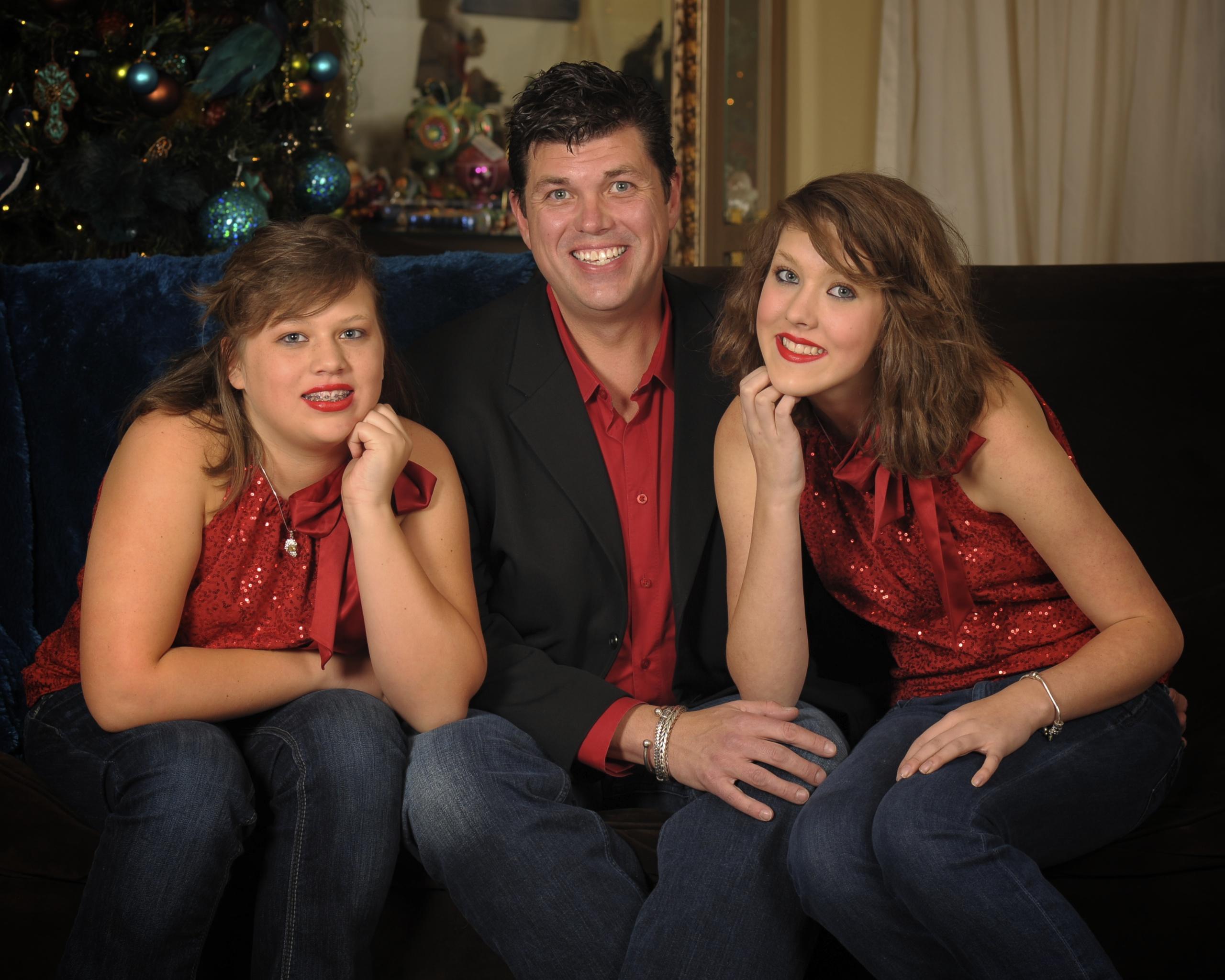 Frye Family Portrait