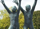 Vigeland's Sculpture Park Oslo Norway