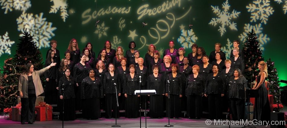 The Women's Chorus of Dallas Holiday Concert with Victoria Clark